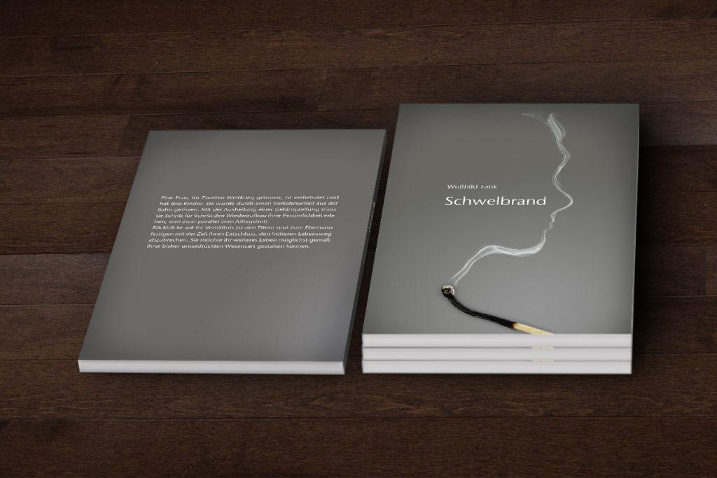 Gestaltung von Buchumschlägen